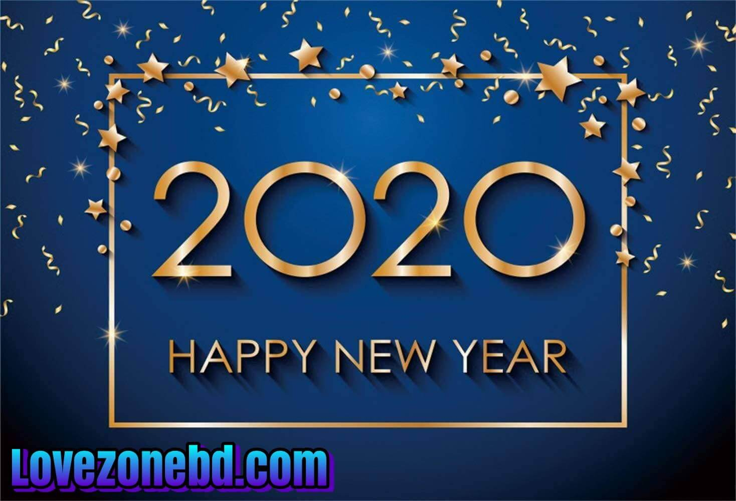 Happy new year sms 2020